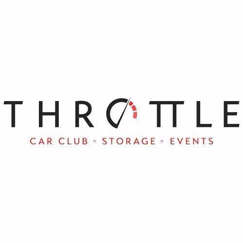 Throttle Car Club Logo